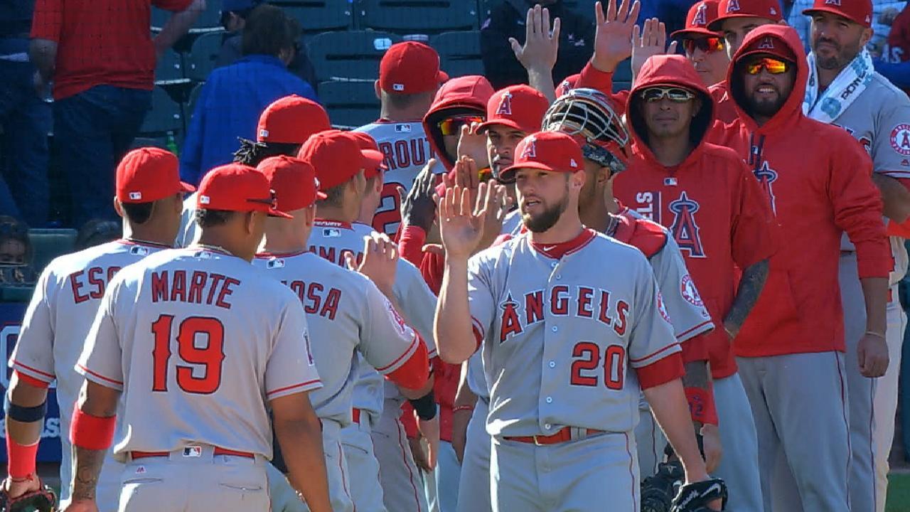 Bullpen of the Week: Angels