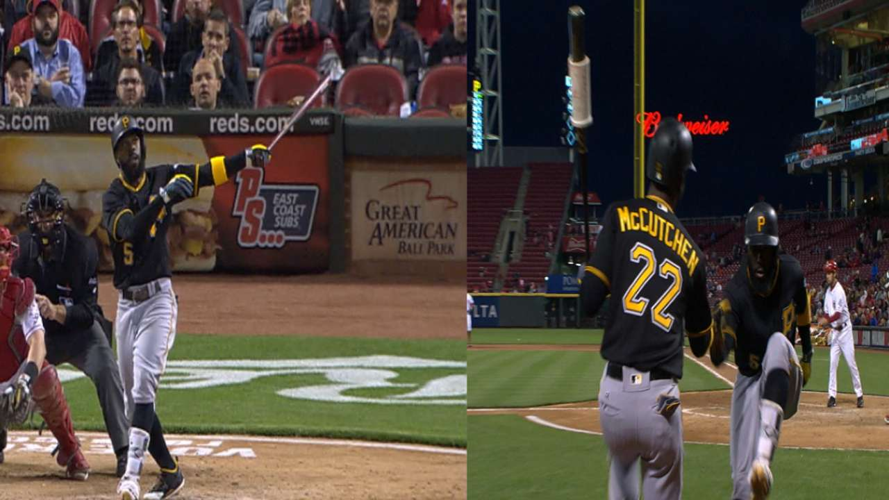 Harrison's two-home run game