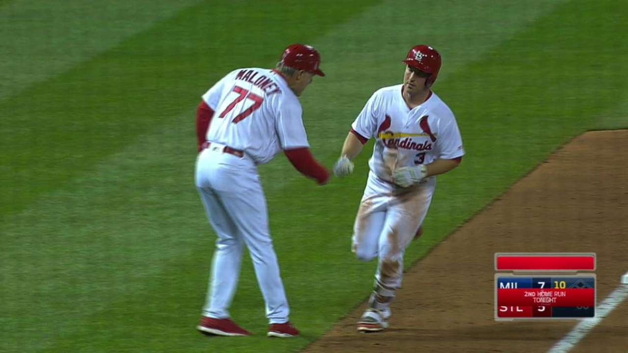 Gyorko's second solo shot