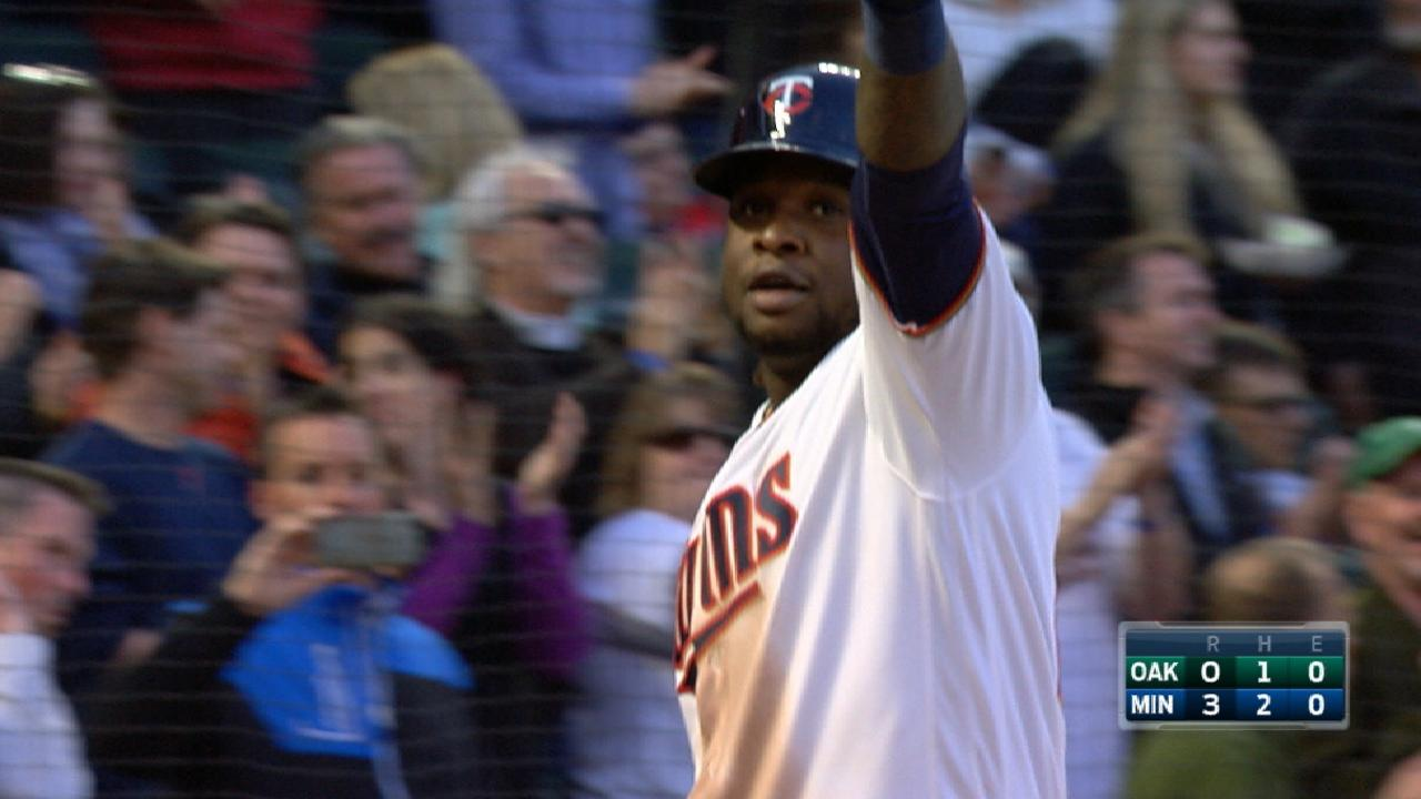 Sano is 2017's hardest-hitting slugger