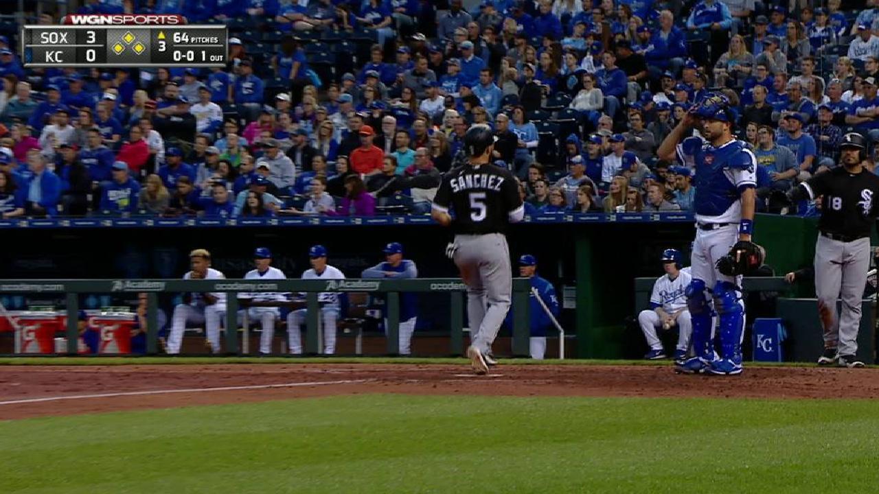 White Sox superan a los Reales con joya de José Quintana