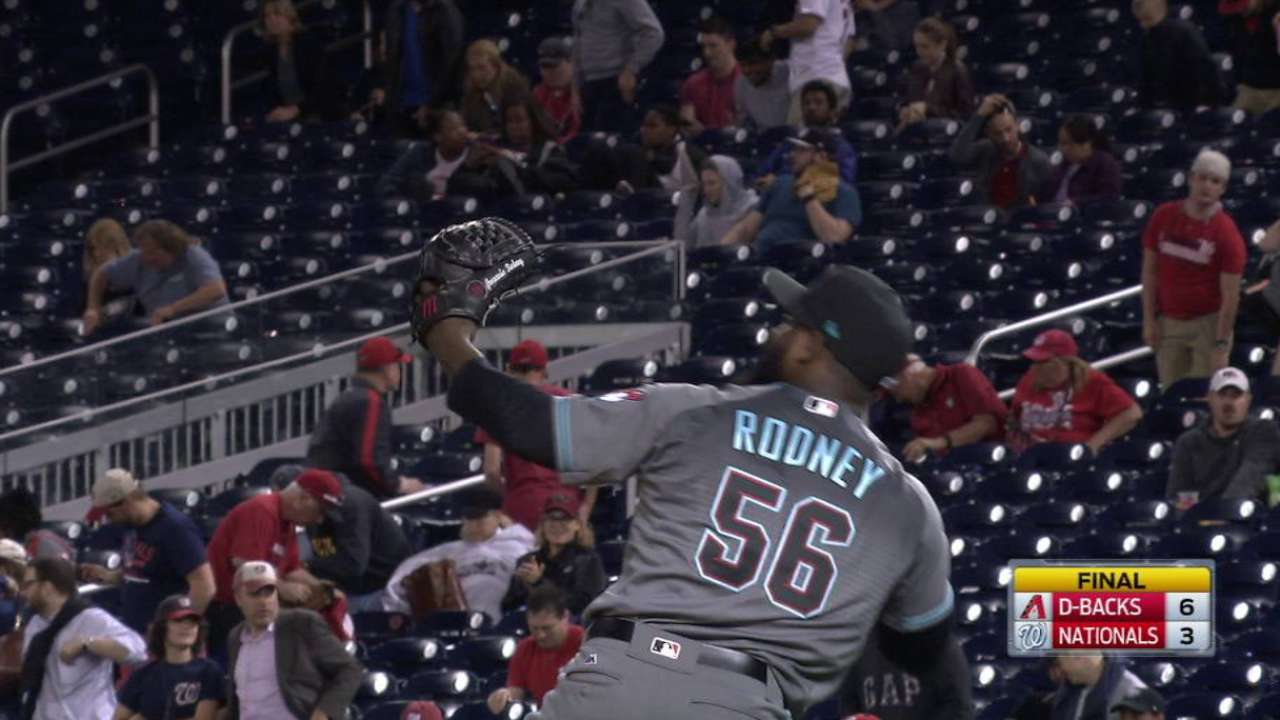 Sweet relief: Bullpen saves the day vs. Nats