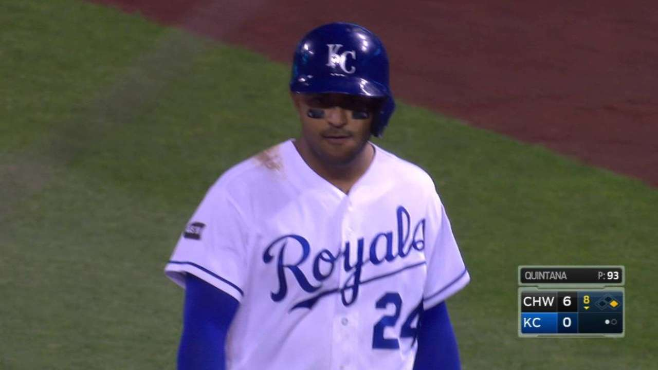 Offense continues to cause trouble for Royals