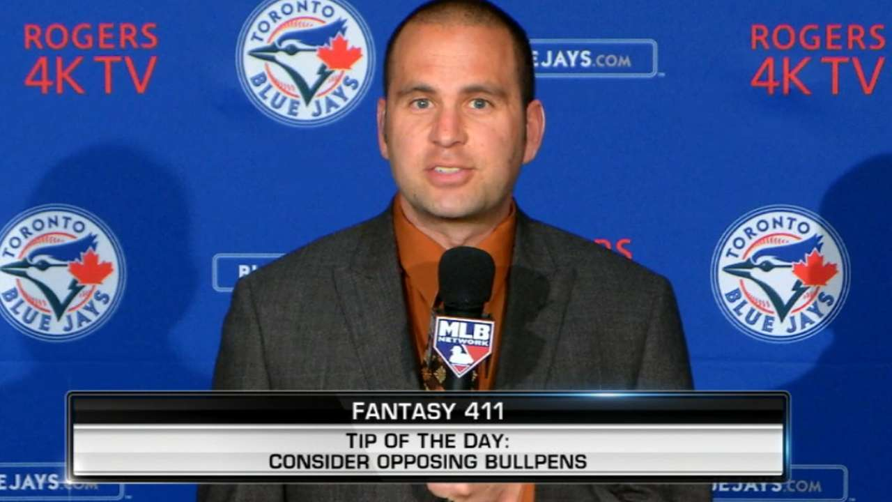 Zinkie's fantasy tip of the day