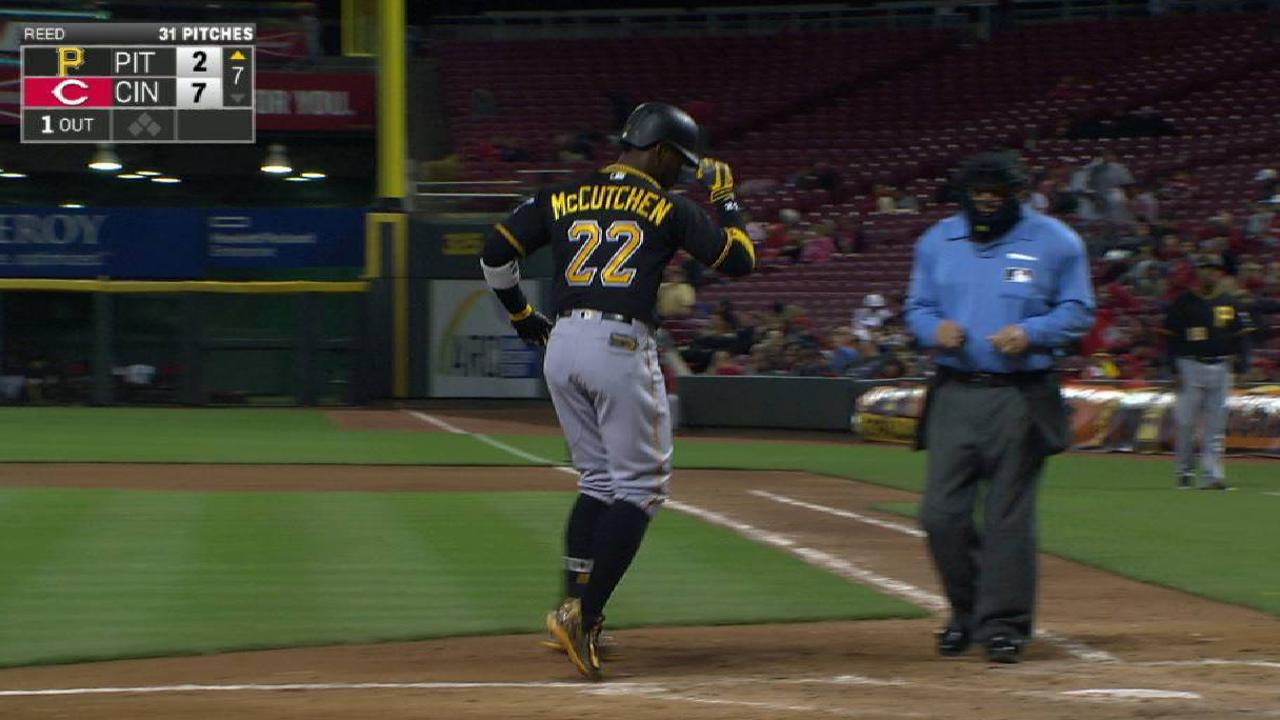 McCutchen looks to 'simplify' amid slow start