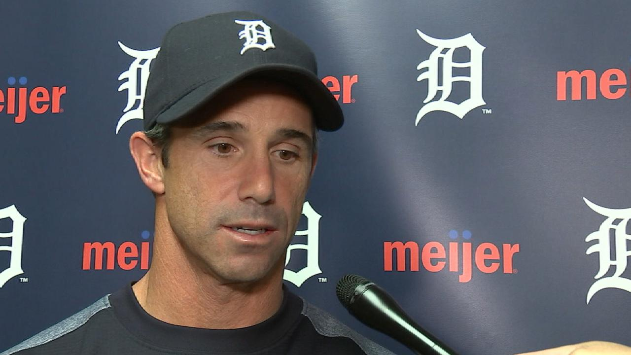 Ausmus discusses Boyd's outing