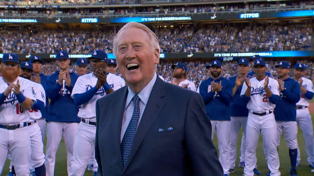 Scully starts the game