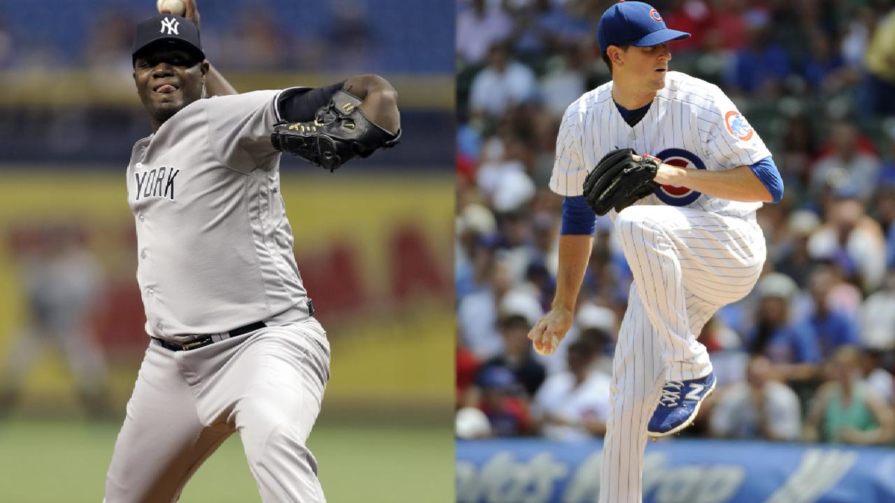 Rare Wrigley matchup to open MLB.TV action