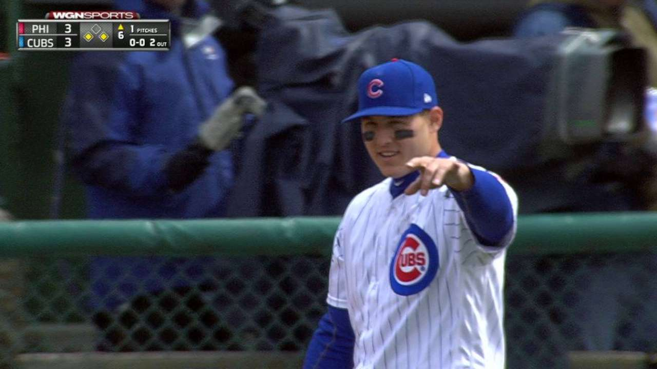 Rizzo turns unassisted DP