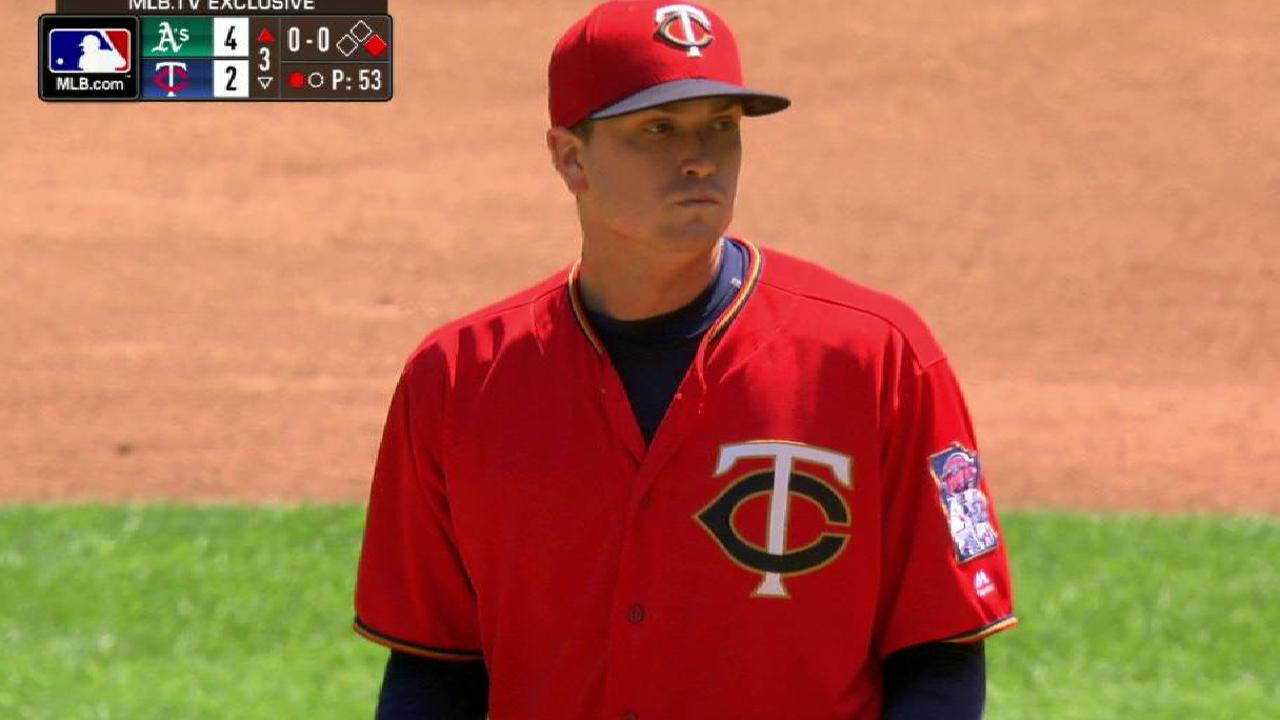 Molitor: Twins have plan for fifth starter