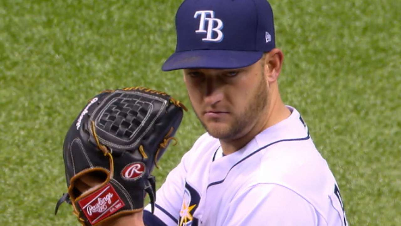 Andriese delivers deep start Rays needed
