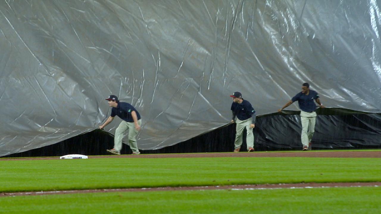 Mets-Braves postponed, will be rescheduled