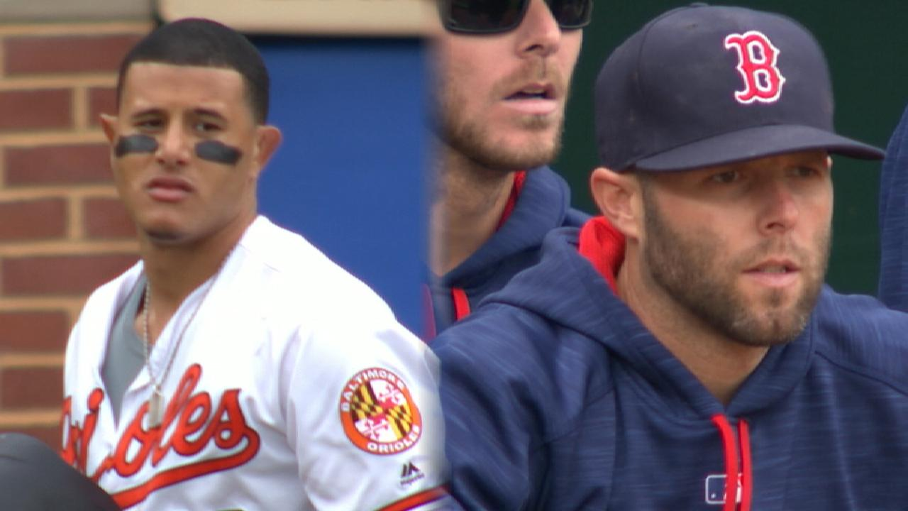 Manfred sheds light on Sox-O's intervention