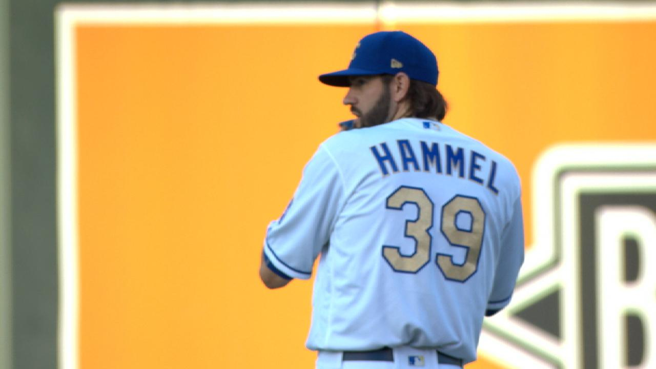 Hammel impresses over six strong