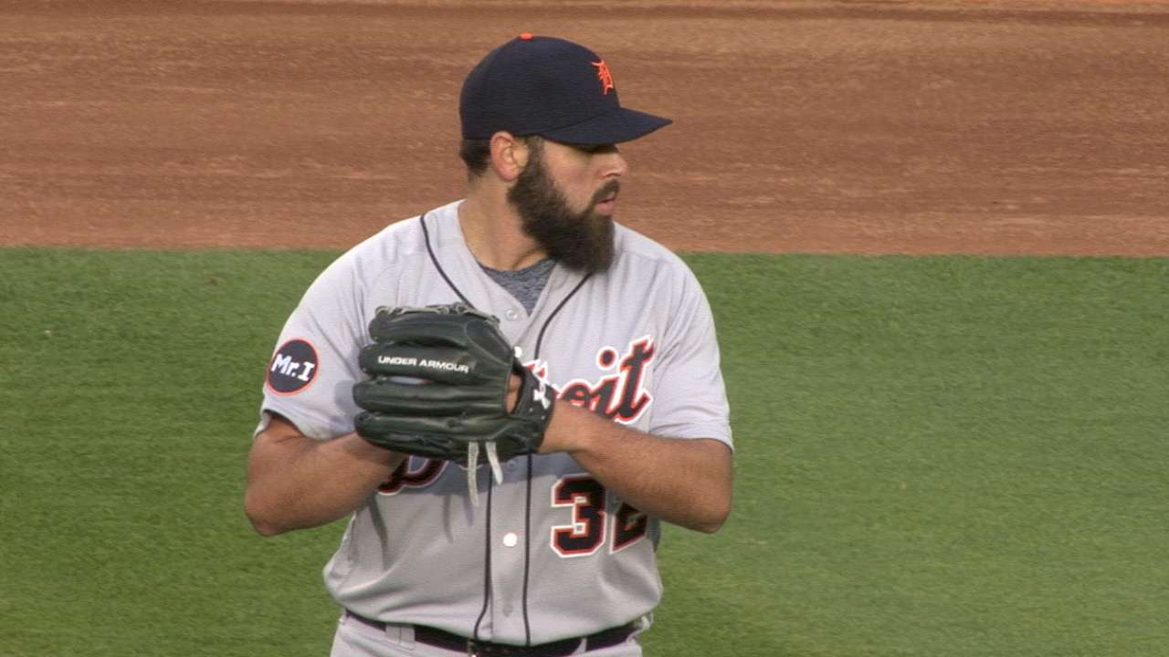 Fulmer, Tigers cruise by A's