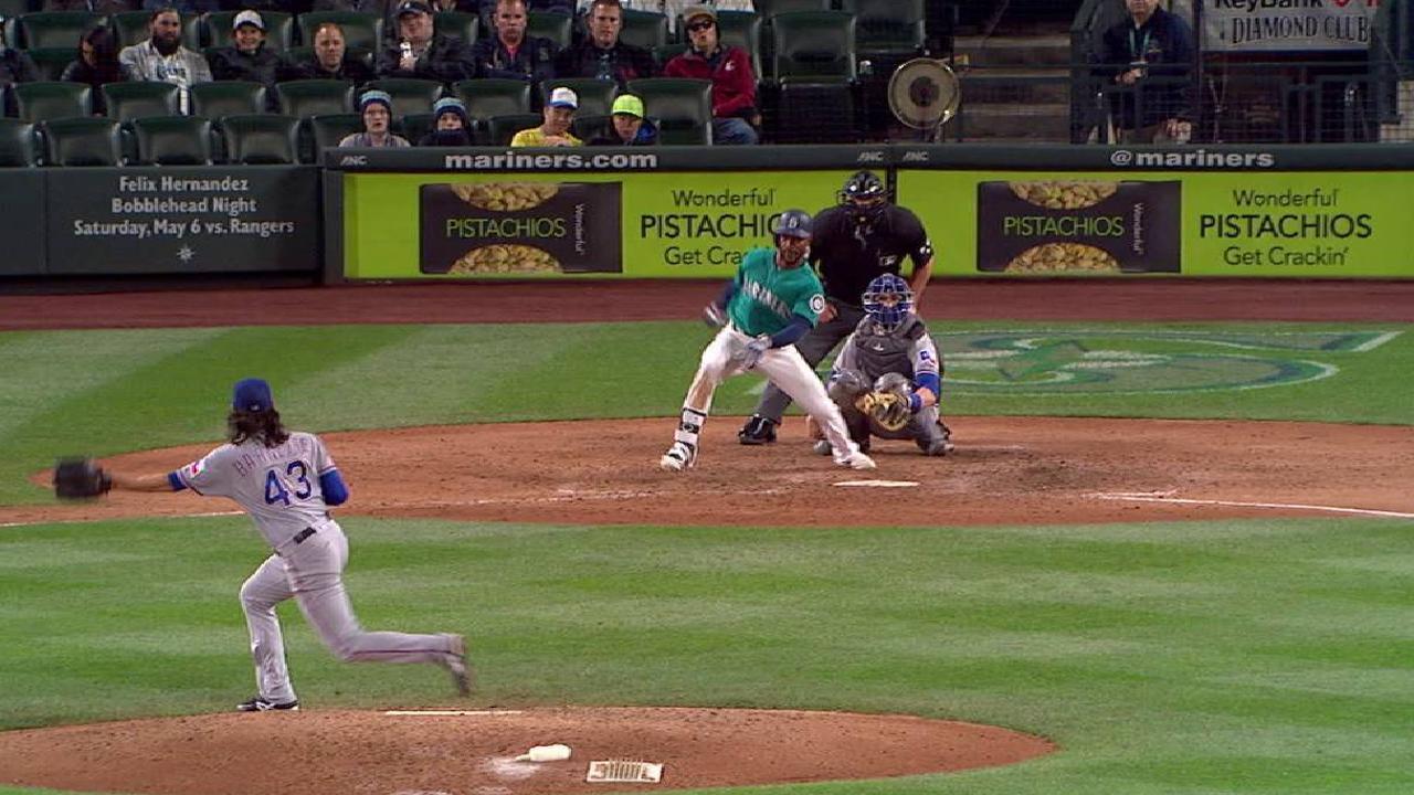 Barnette's slick catch