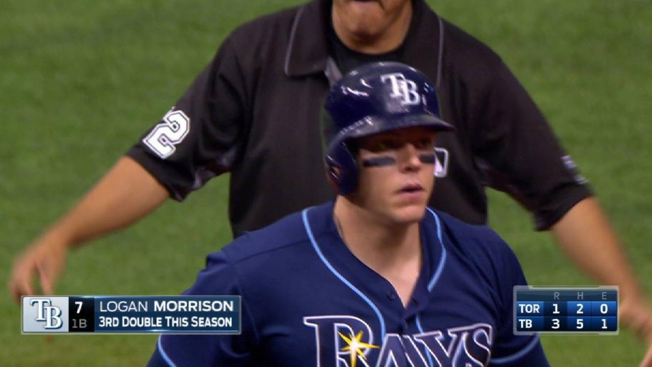 Morrison's RBI double