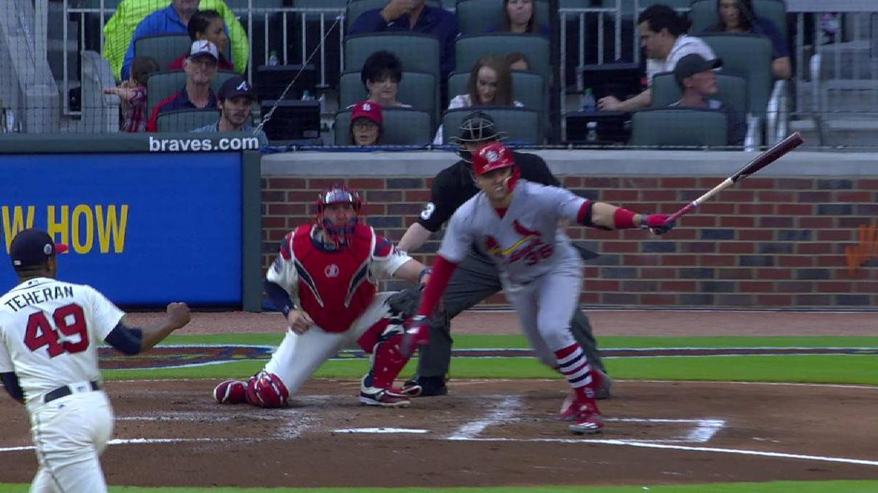Diaz breaking out of early-season funk