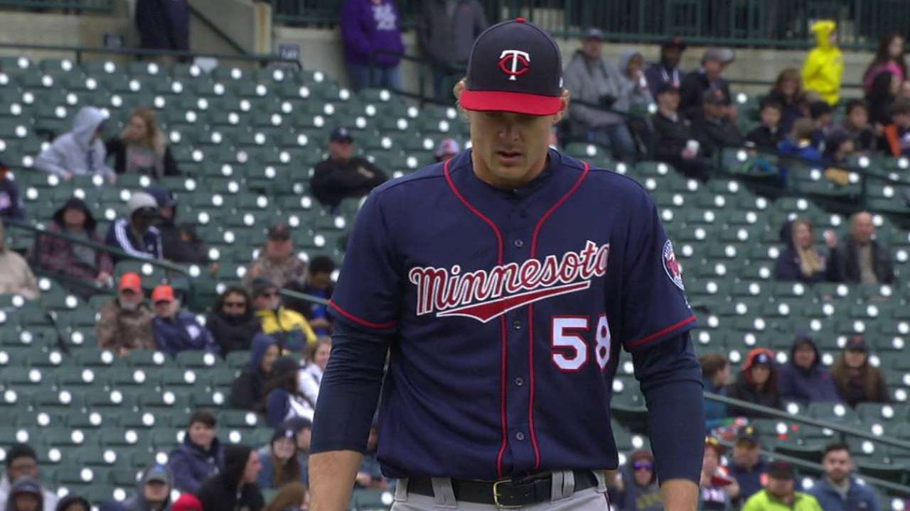 Twins activate reliever Haley from 10-day DL