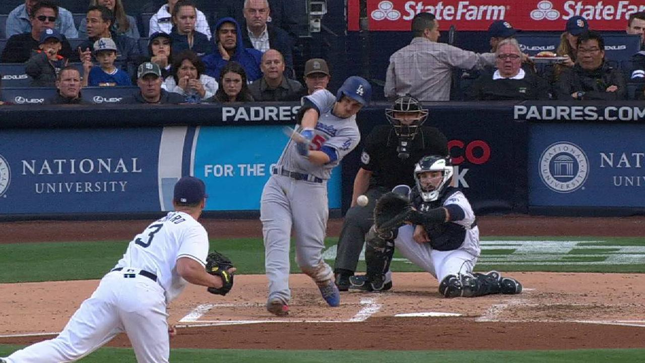 Richard fans Seager