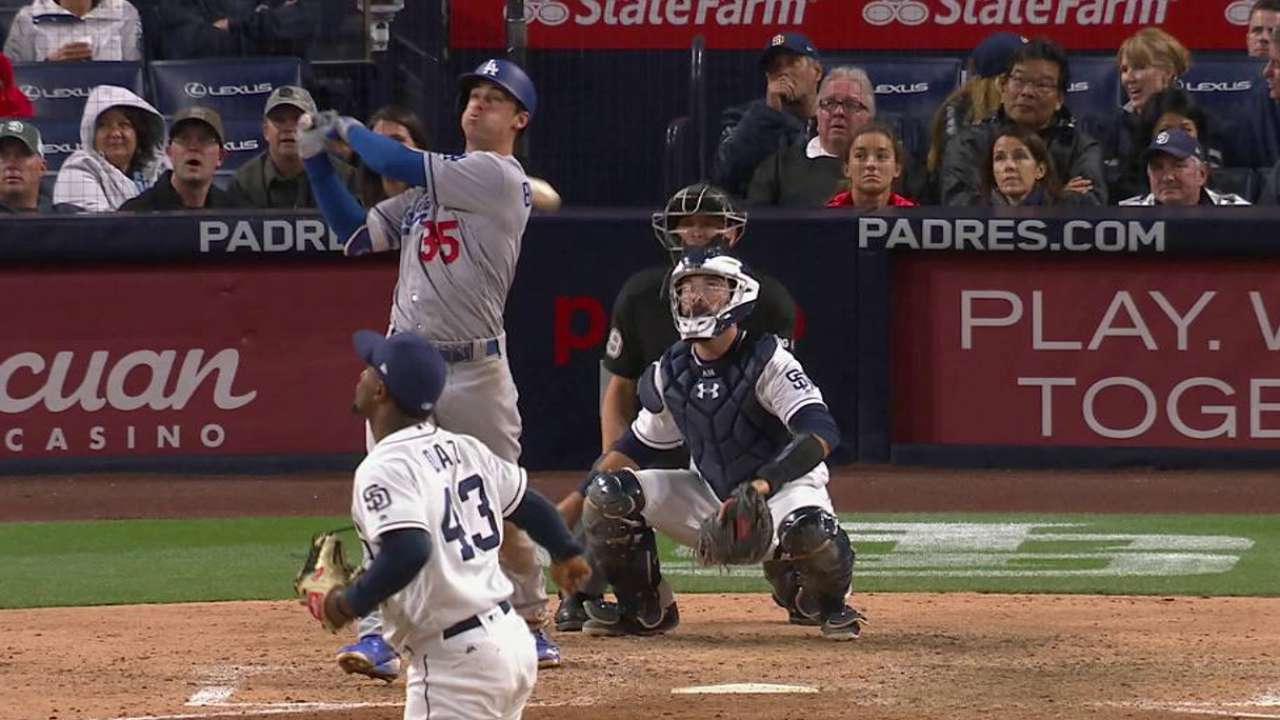 Dodgers pile on runs as Kershaw dominates