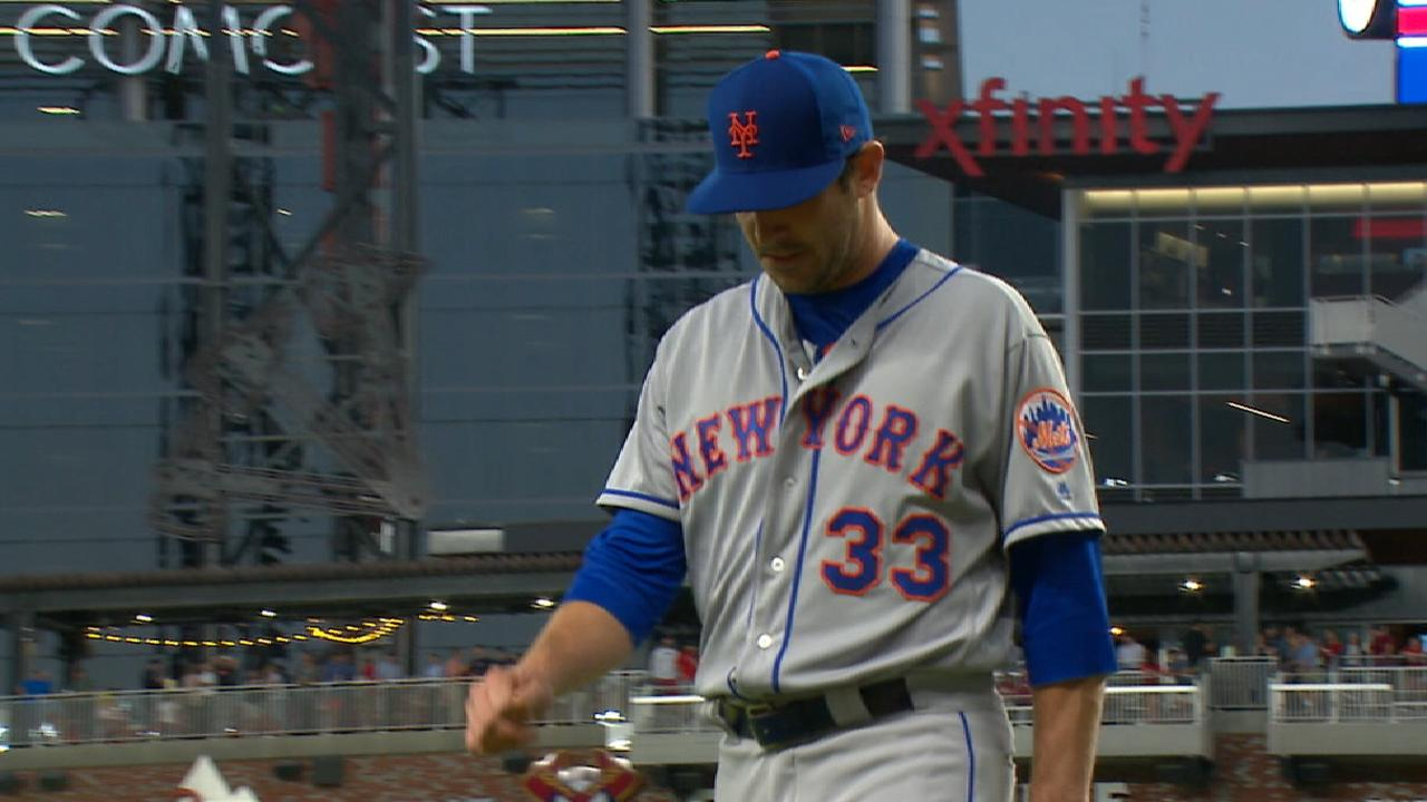 Mets suspend Harvey for 3 days