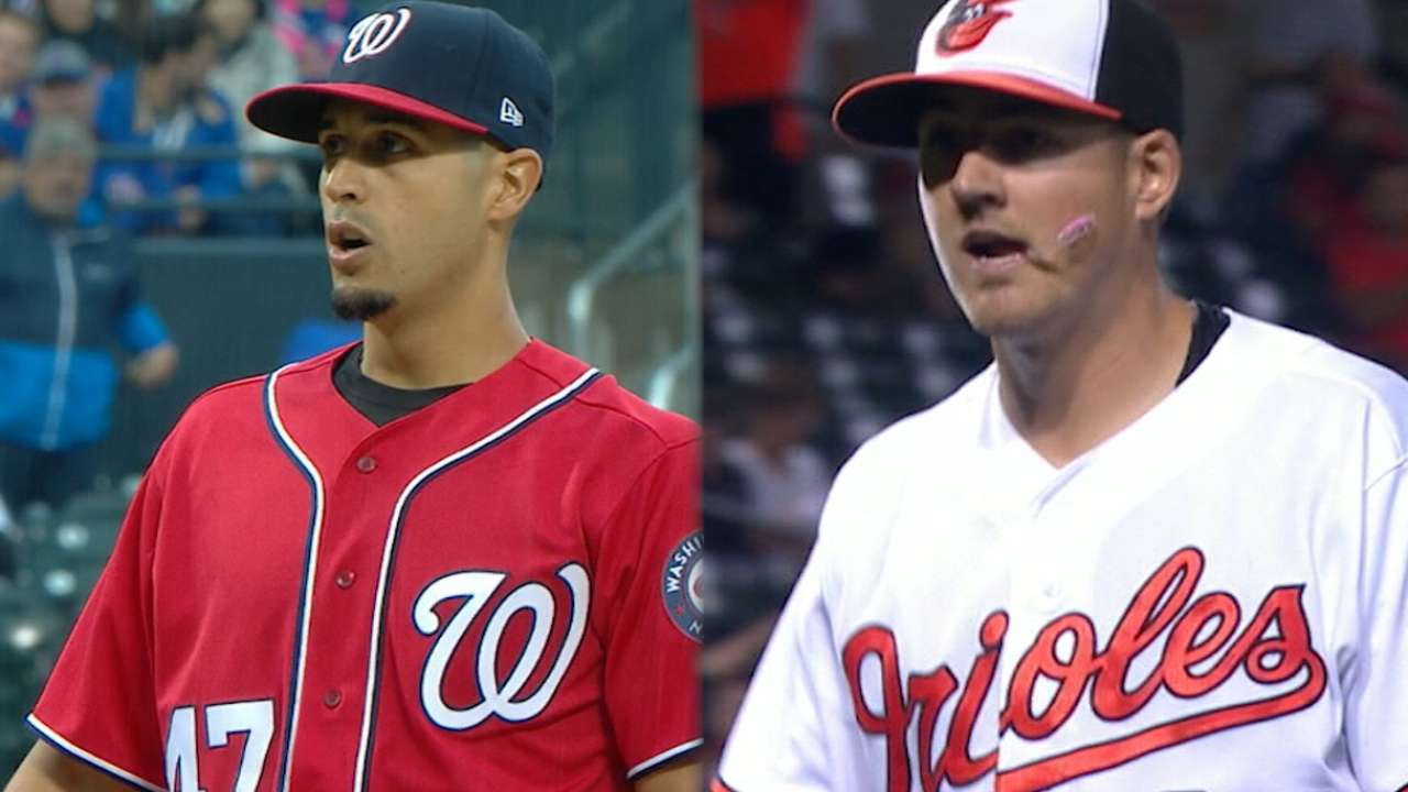 Buckle up for Beltways rivalry on MLB.TV