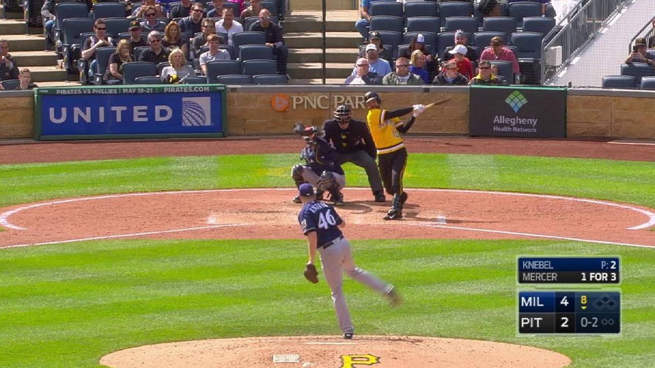 Knebel adds to strikeout streak