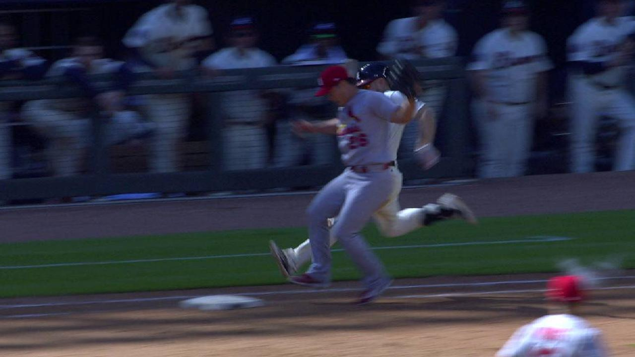 Inciarte called out after review