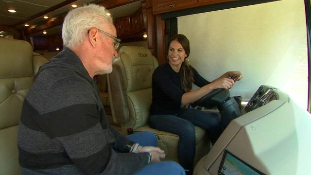 Get An Inside Look At Joe Maddon S Insanely Tricked Out Rv