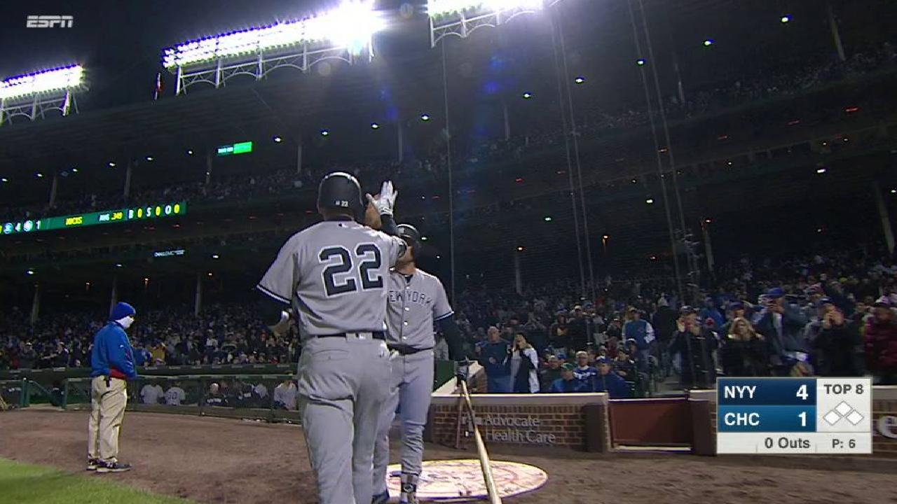 Ellsbury's two-run homer