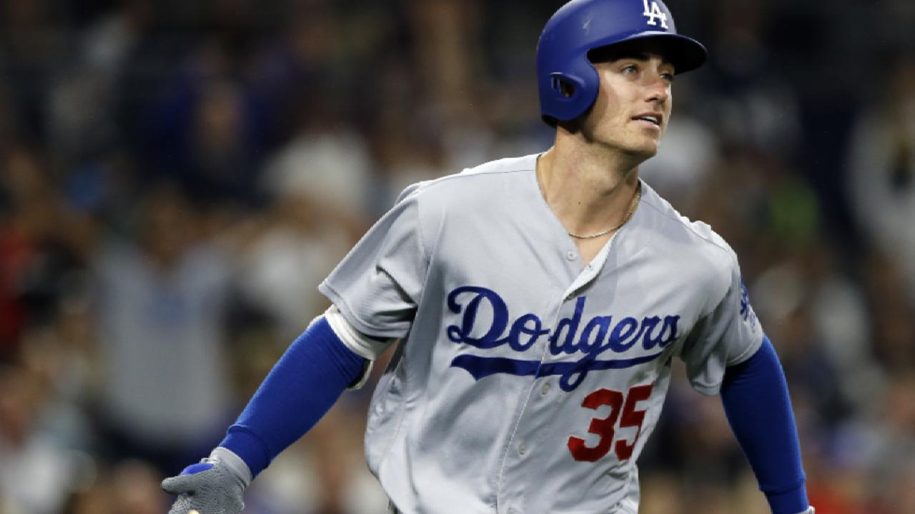 Bellinger named NL Player of the Week