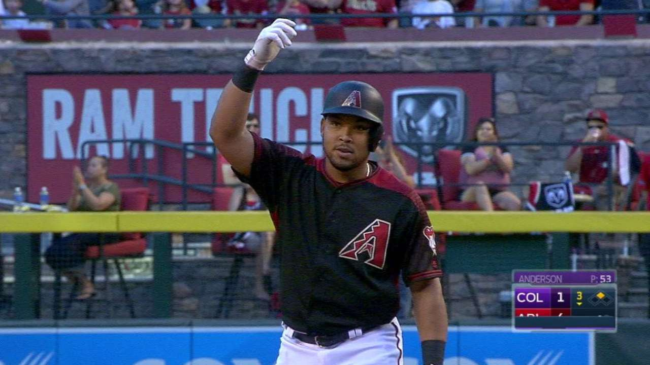 Inbox: How should D-backs align outfield?