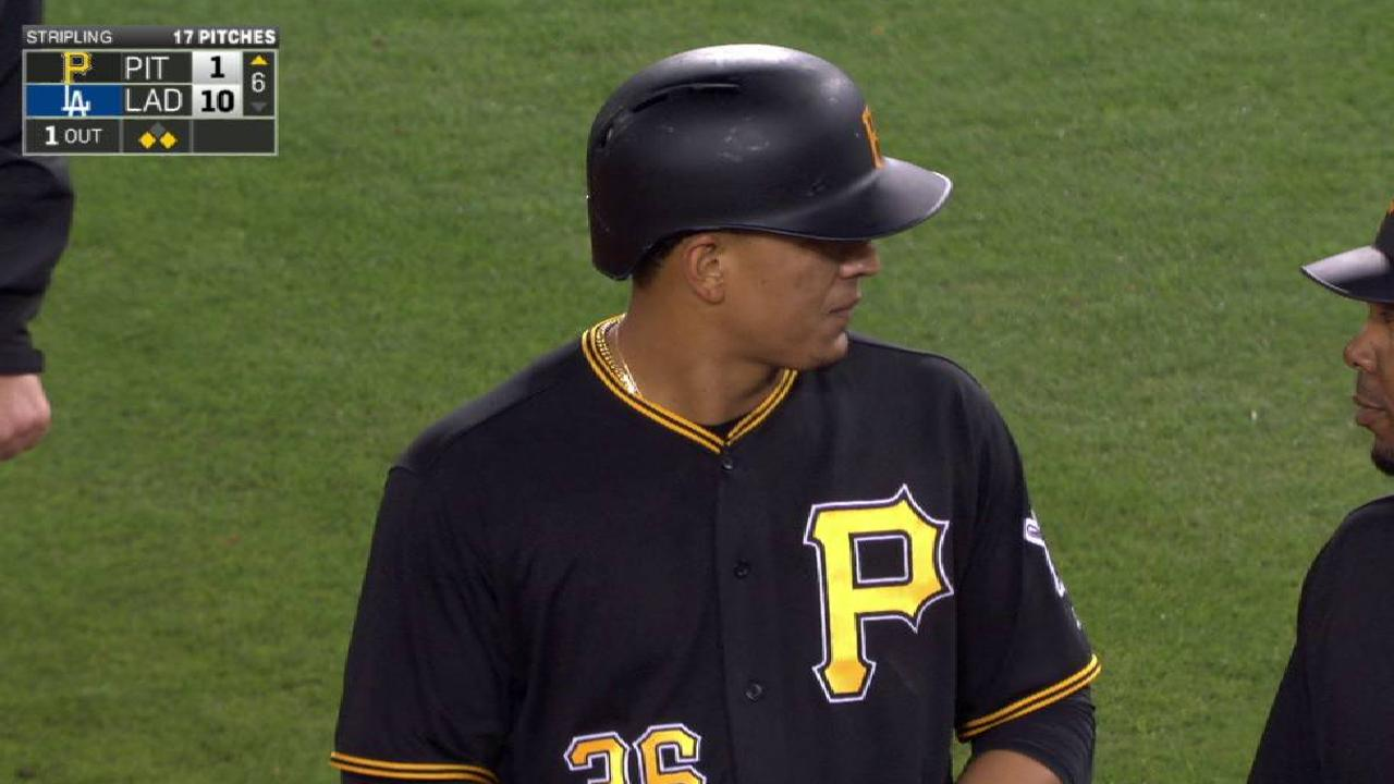 Young Bucs: Pirates carrying nine rookies