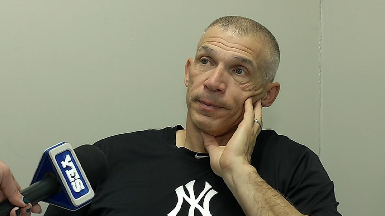 Girardi on the win without rest