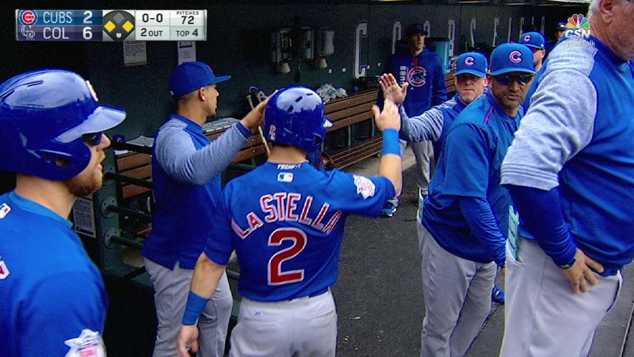 Cubs need Schwarber to get going from leadoff