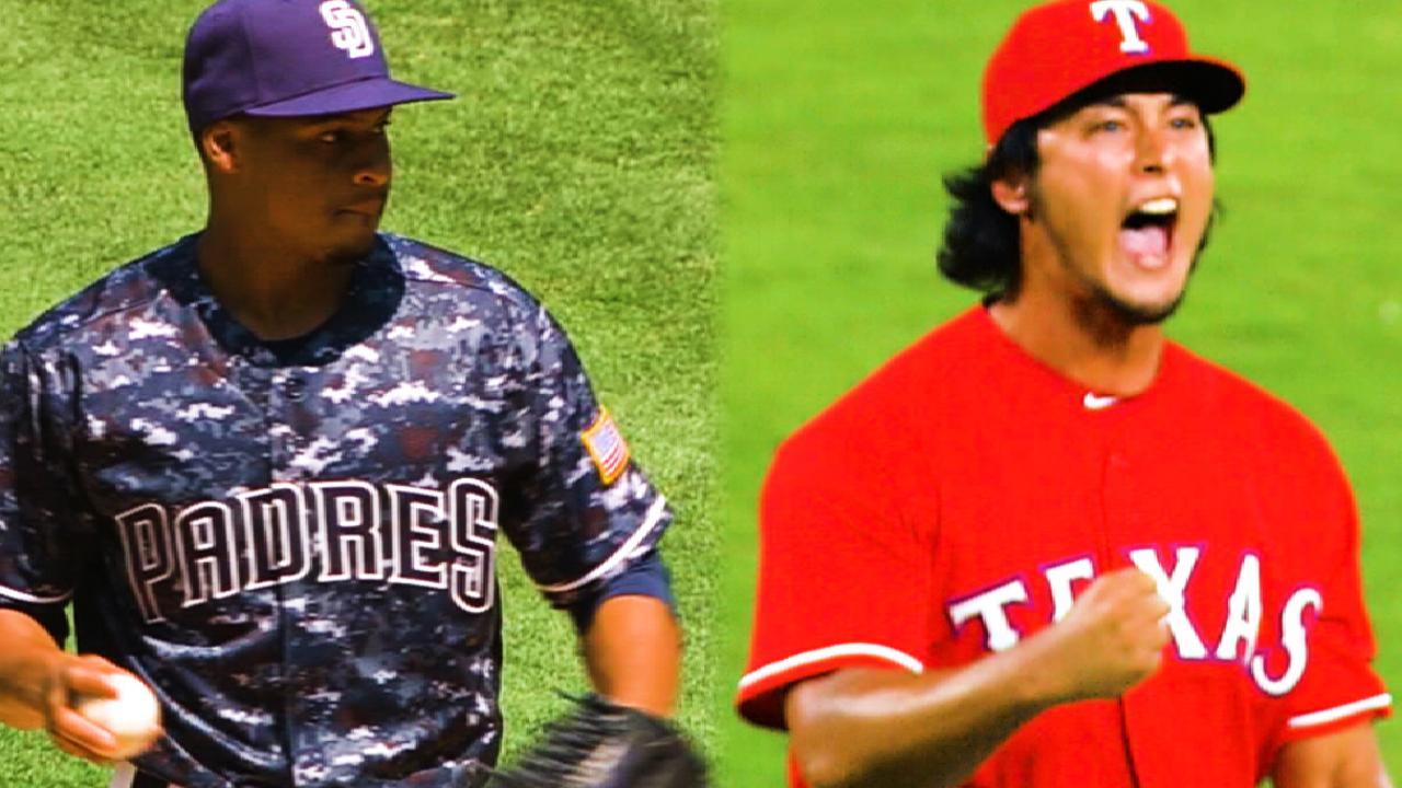 Rare Interleague matchups aplenty on MLB.TV
