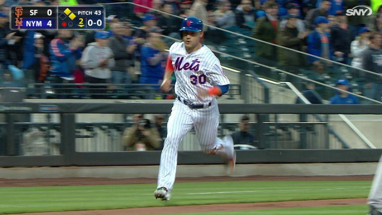 T.J. Rivera making case to stick with Mets