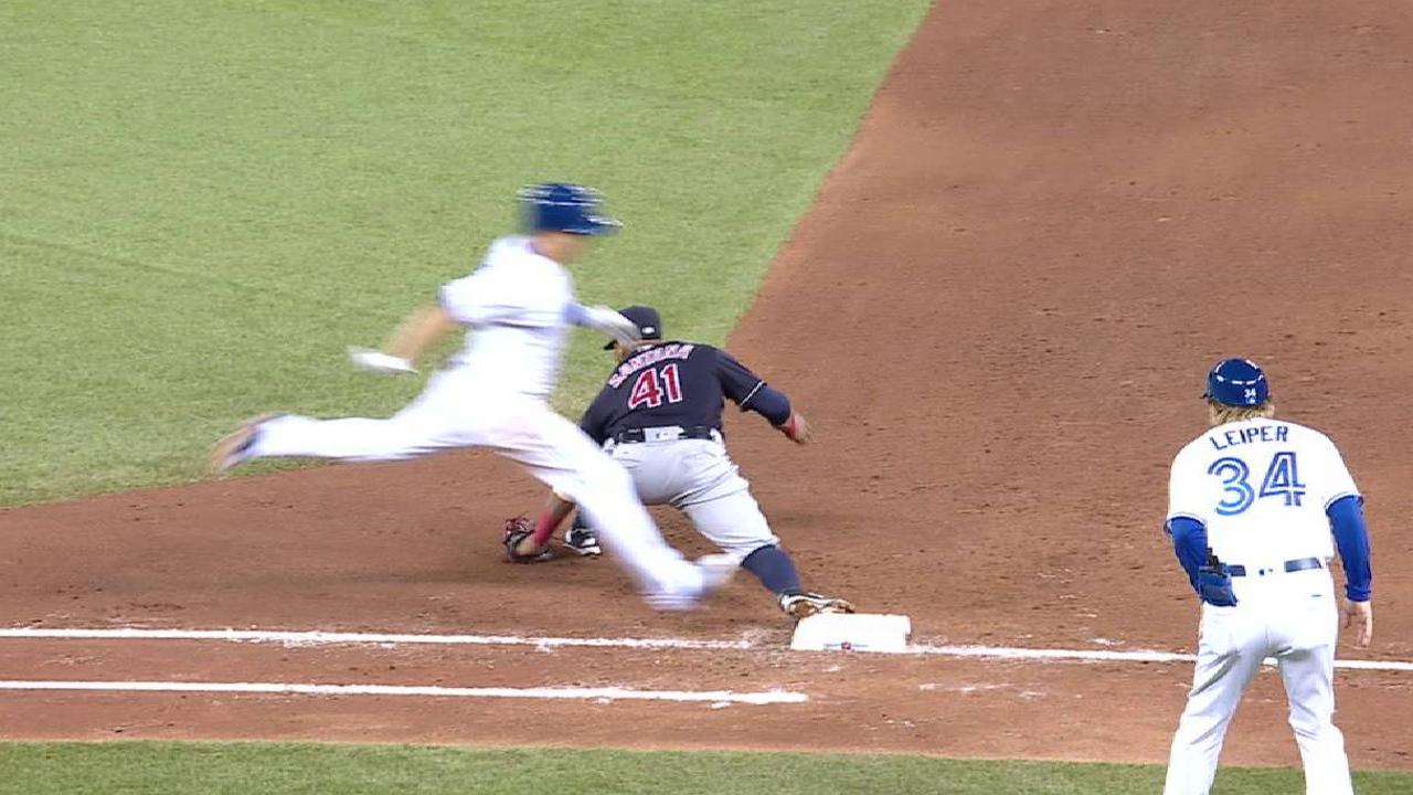 Kipnis' nice play up the middle