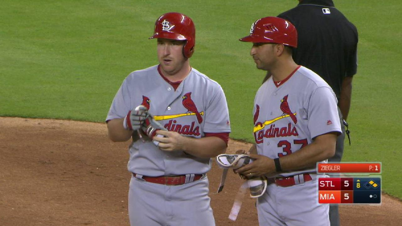 Gyorko's game-tying single