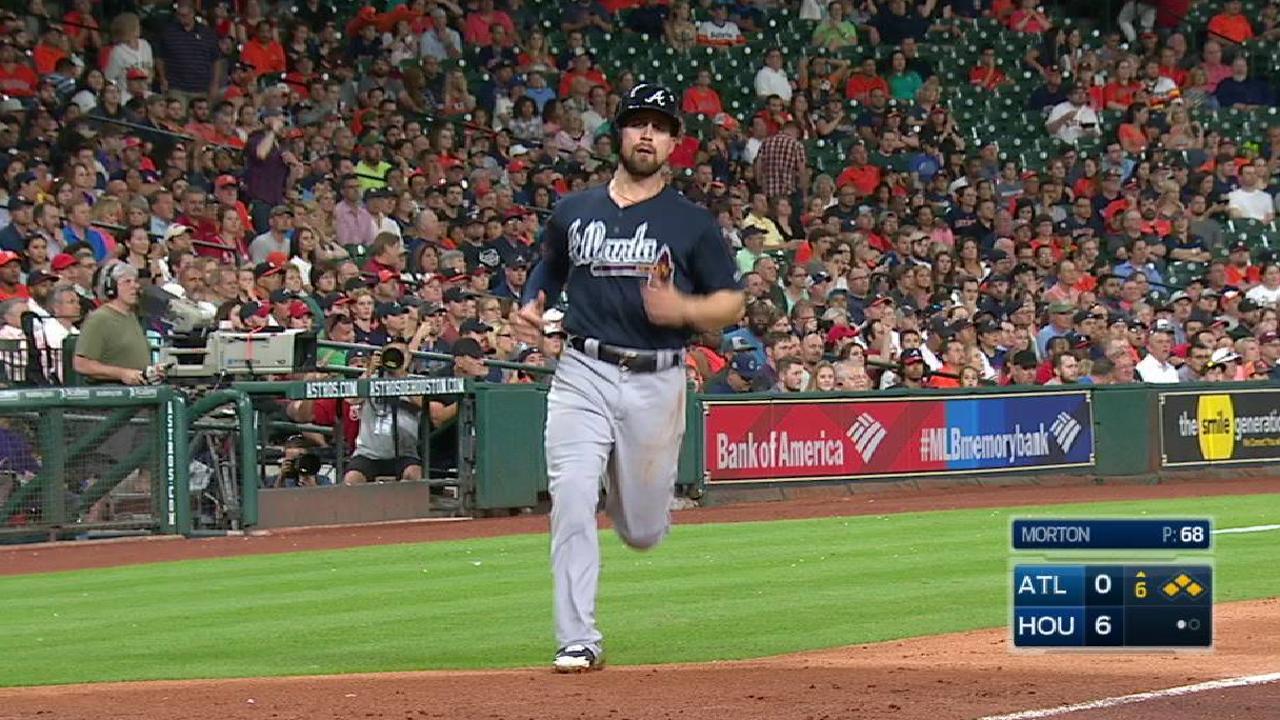 Kemp extends hit streak to 10 games