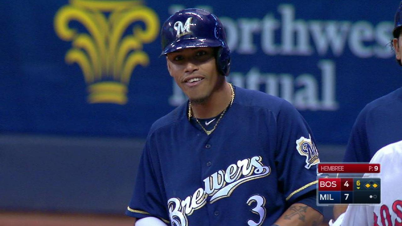 Counsell encouraged by Arcia going other way