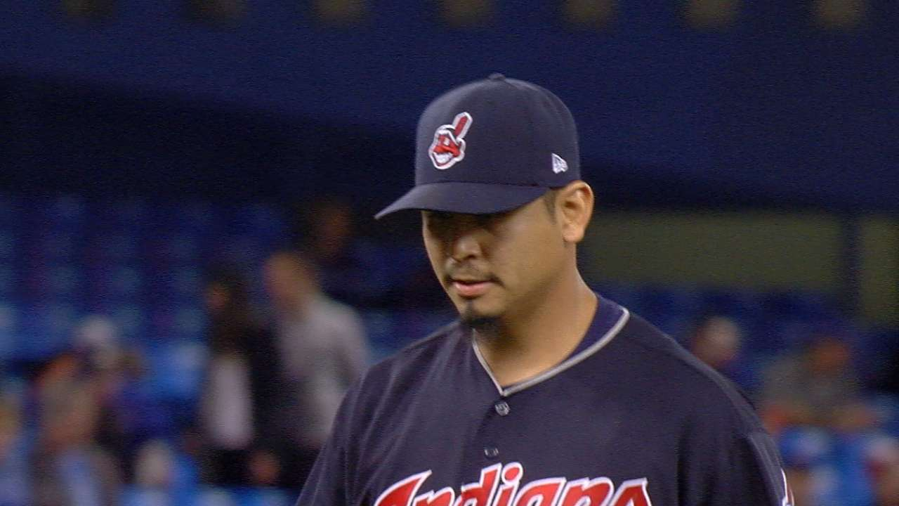 Carrasco sauce: Carlos too hot for Blue Jays