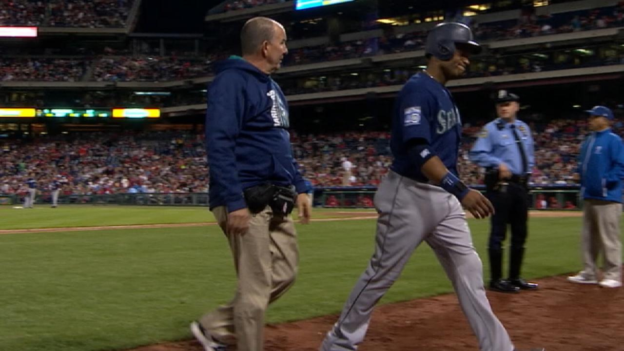 Servais on Cano leaving game