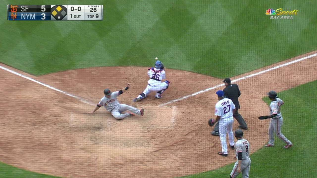Arroyo's clutch go-ahead double