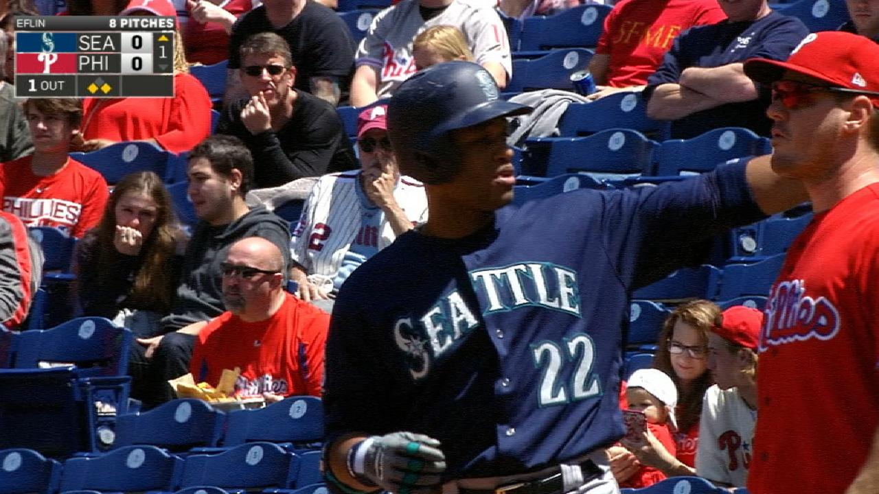 Mariners look forward to Cano's return
