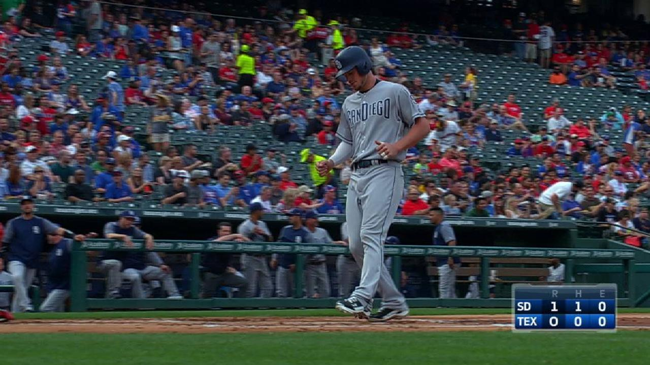 Green: Padres too reliant on homers