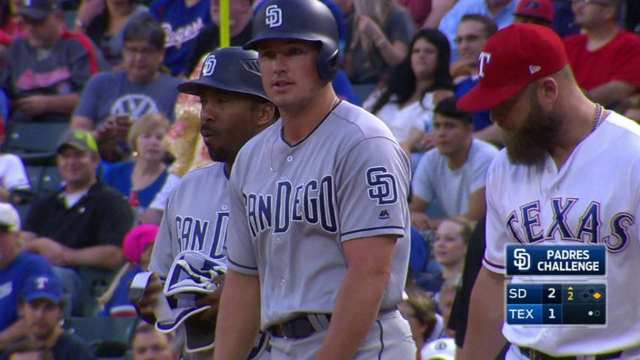 Renfroe credited with single