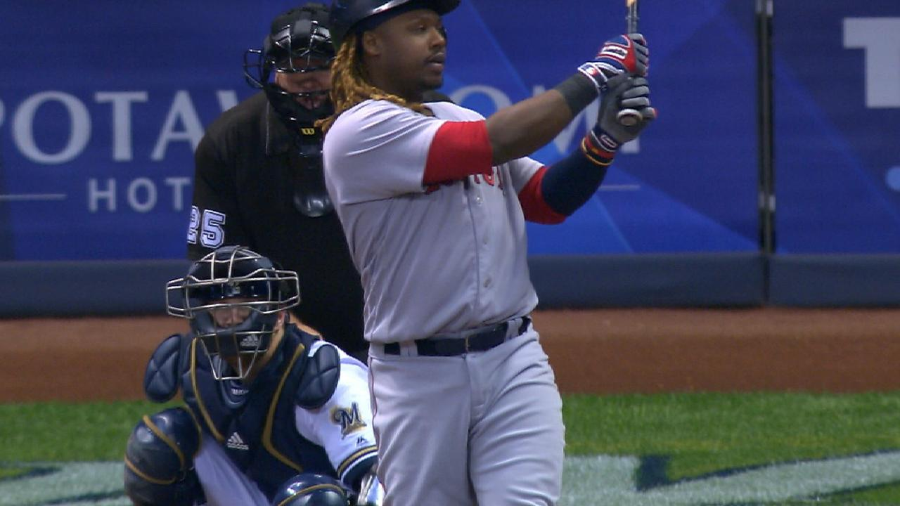 Hanley improved, but not yet ready for action