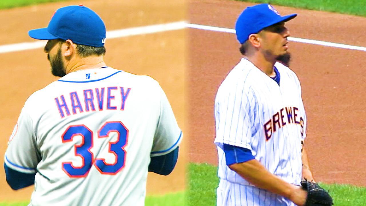 Harvey vs. Garza